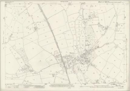 Essex (New Series 1913-) n XVII.11 (includes: Bures; Bures St Mary; Lamarsh) - 25 Inch Map
