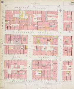 Insurance Plan of Glasgow Vol. III: sheet 50