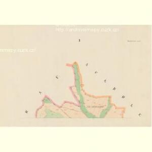 Radkowitz - c6358-1-001 - Kaiserpflichtexemplar der Landkarten des stabilen Katasters