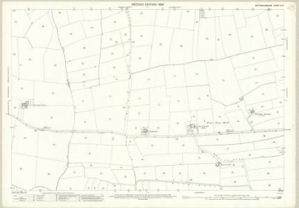 Nottinghamshire VII.6 (includes: Beckingham; Gringley On The Hill; Walkeringham) - 25 Inch Map