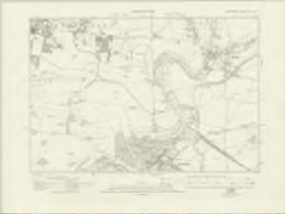 Wiltshire LIV.SE - OS Six-Inch Map