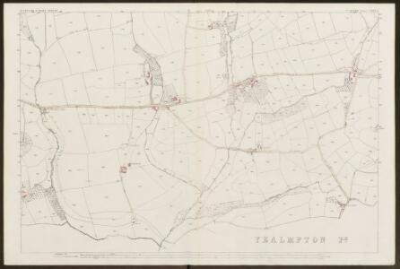 Devon CXXIV.8 (includes: Brixton; Sparkwell; Yealmpton) - 25 Inch Map