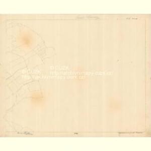 Kodetschlag - c2836-1-004 - Kaiserpflichtexemplar der Landkarten des stabilen Katasters