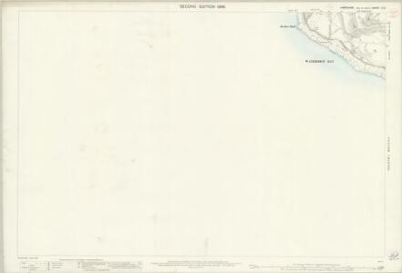 Hampshire and Isle of Wight C.5 (includes: Chale; Niton) - 25 Inch Map