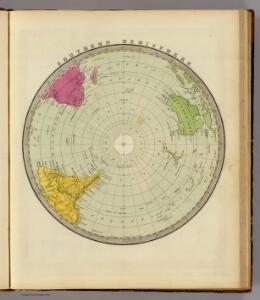 Southern Hemisphere.