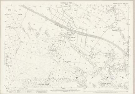 Yorkshire CCI.1 (includes: Bingley; Keighley) - 25 Inch Map