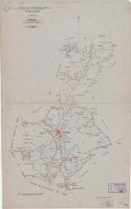 Mapa planimètric de Sallent