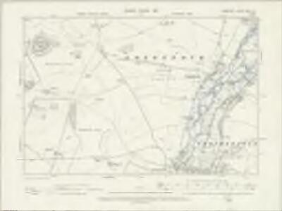 Hampshire & Isle of Wight XXXI.SE - OS Six-Inch Map