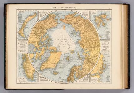 Nordpolarregion.