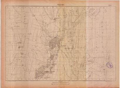 Lambert-Cholesky sheet 5157 (Pechea)
