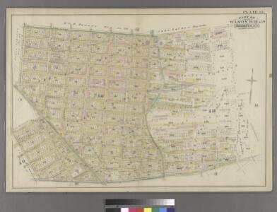 Plate 15: Part of Wards 16, 18., & 19. Brooklyn, N.Y.
