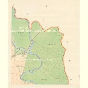 Müglitz (Mohelnice) - m1841-1-005 - Kaiserpflichtexemplar der Landkarten des stabilen Katasters