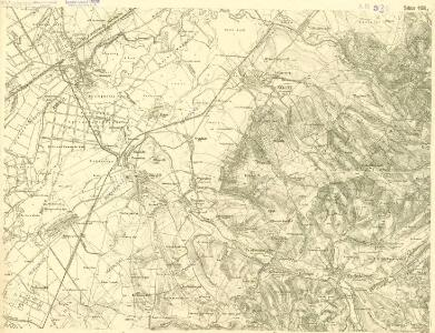 III. vojenské mapování 4458/4