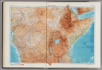 170-171.  Africa, Equatorial.    The World Atlas.