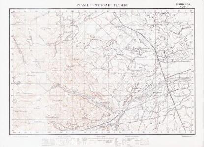 Lambert-Cholesky sheet 4081 (Marginea)