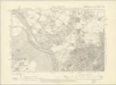 Somerset III.SW - OS Six-Inch Map