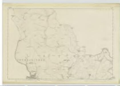 Selkirkshire, Sheet III - OS 6 Inch map
