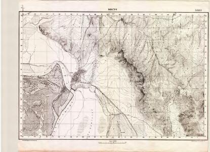 Lambert-Cholesky sheet 5353 (Măcin)
