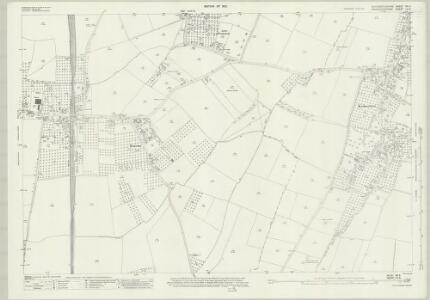 Gloucestershire XII.3 (includes: Bredon; Kemerton) - 25 Inch Map