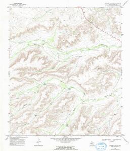 Busher Canyon
