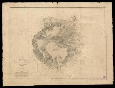 Carta de la Isla de Gran Canaria