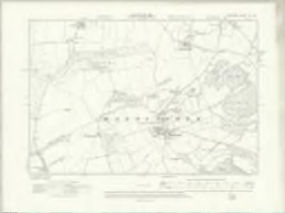 Hampshire & Isle of Wight IX.SE - OS Six-Inch Map