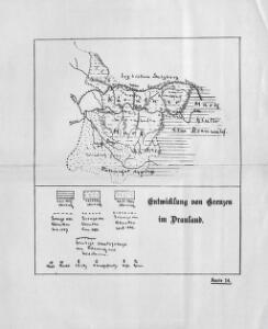 Entwicklung von Grenzen im Drauland