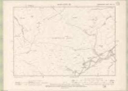 Roxburghshire Sheet XXX.NE - OS 6 Inch map