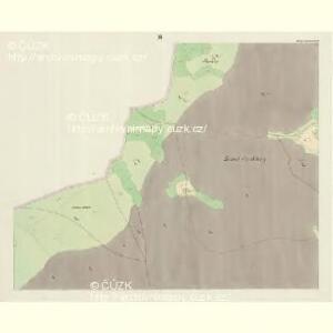 Mosty bei Jablunkau - m1892-1-009 - Kaiserpflichtexemplar der Landkarten des stabilen Katasters