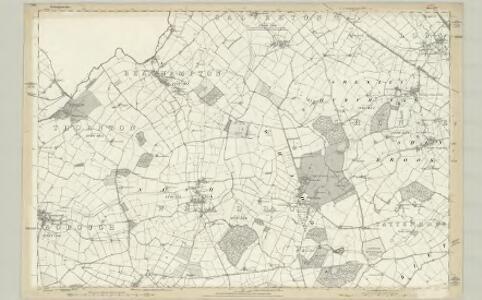 Buckinghamshire XIII - OS Six-Inch Map