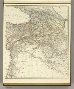 Byzantinische Reich, ostliches Blatt.