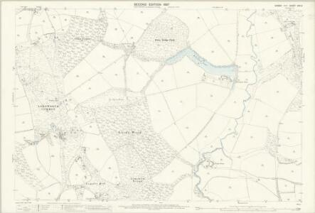 Sussex XXII.6 (includes: Lodsworth; Lurgashall; Tillington) - 25 Inch Map