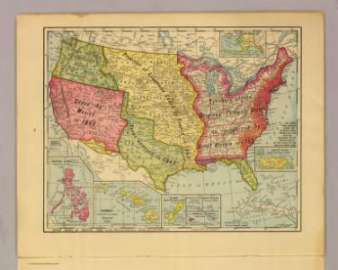 United States of America, 1900.