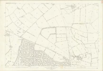 Northamptonshire LIX.7 (includes: Helmdon; Radstone; Syresham) - 25 Inch Map