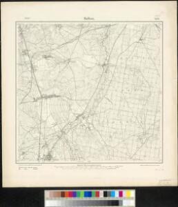 Meßtischblatt 2552 : Halbau, 1905