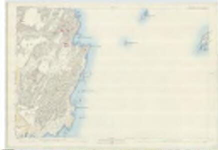 Argyll and Bute, Sheet CCXXXII.12 (Kildalton) - OS 25 Inch map