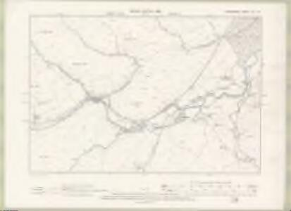 Lanarkshire Sheet XLI.NE - OS 6 Inch map