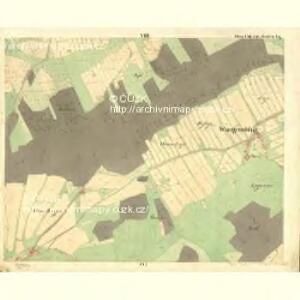 Wadetschlag - c7596-1-008 - Kaiserpflichtexemplar der Landkarten des stabilen Katasters