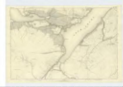 Inverness-shire (Mainland), Sheet CXXVI - OS 6 Inch map