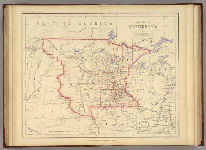 Territory of Minnesota.