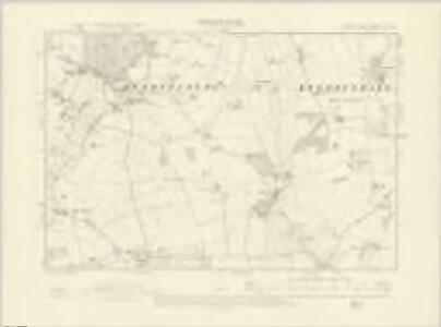 Suffolk LX.NW - OS Six-Inch Map