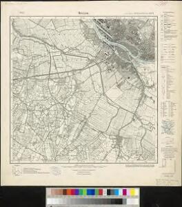 Messtischblatt 1451 : Bremen, 1935 Bremen