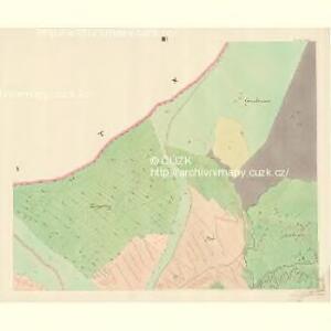 Strany - m2897-1-002 - Kaiserpflichtexemplar der Landkarten des stabilen Katasters