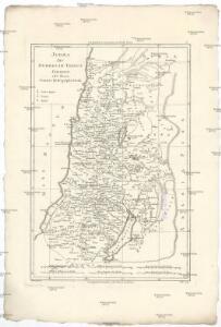 Judaea seu duodecim tribus Israelis