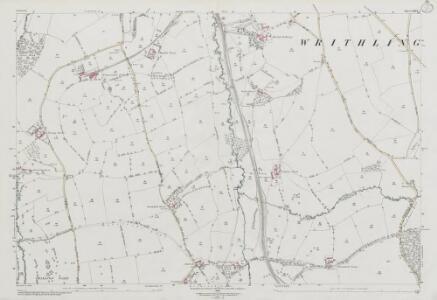 Somerset XXIX.3 (includes: Kilmersdon; Norton Radstock) - 25 Inch Map