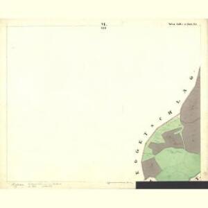 Planles - c5808-1-007 - Kaiserpflichtexemplar der Landkarten des stabilen Katasters