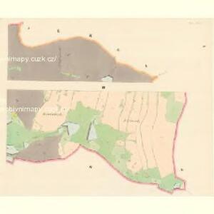 Stogetschin - c7351-1-001 - Kaiserpflichtexemplar der Landkarten des stabilen Katasters