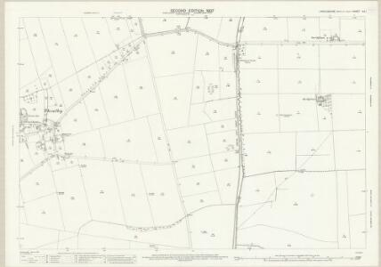 Lincolnshire X.4 (includes: Burton upon Stather; Roxby cum Risby; West Halton; Winterton) - 25 Inch Map