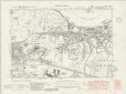 Kent IX.NE - OS Six-Inch Map