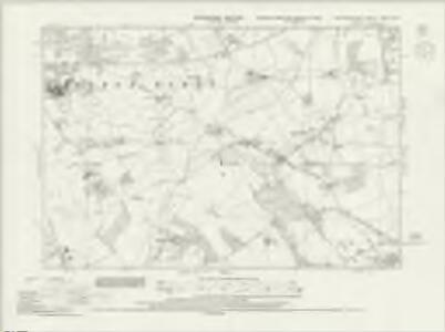 Hertfordshire XXXV.SW - OS Six-Inch Map